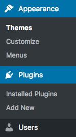 Disable editor in WordPress admin area.