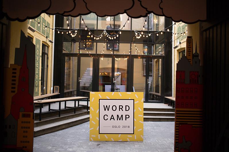 WordCamp Oslo Kulturhuset