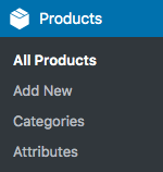 Remove WooCommerce product tags from admin menu