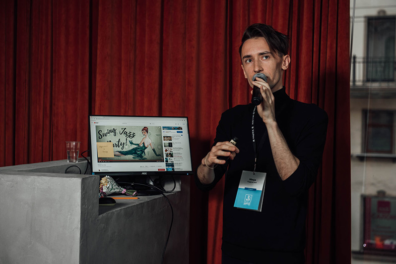Misha Rudrastyh – Lead Organizer of WordCamp Saint Petersburg 2019