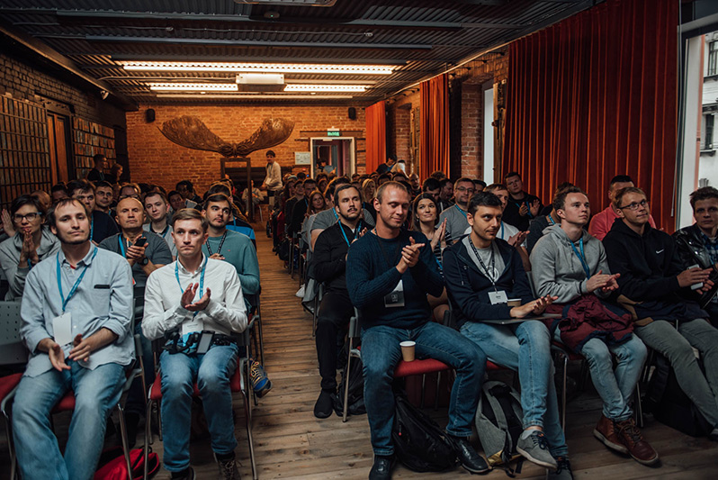 WordCamp Saint Petersburg 2019 attendees
