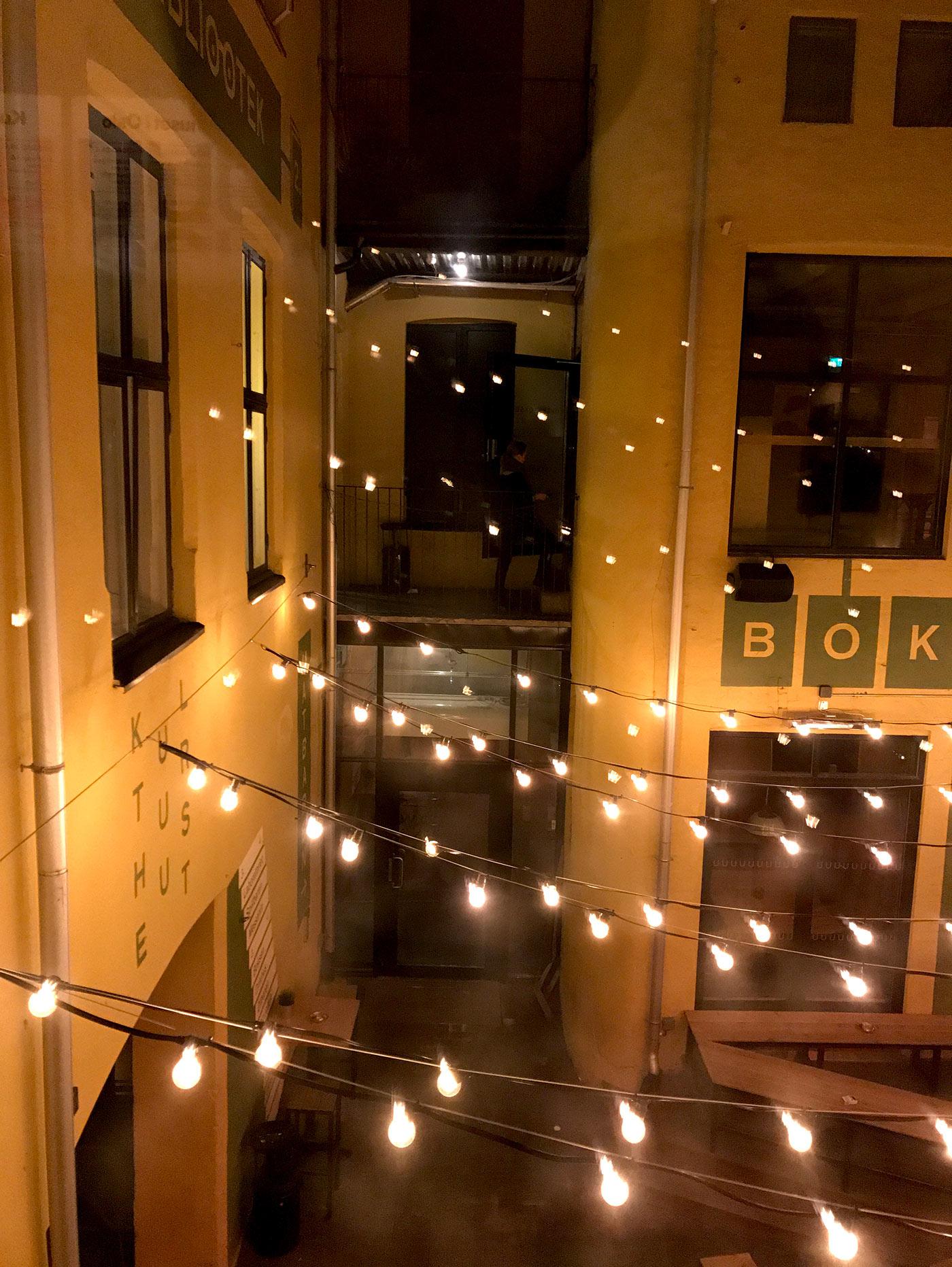 WordCamp Oslo super cozy