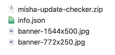 Custom update server files